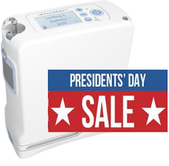 G4 Oxygen Concentrator Presidents Day Sale