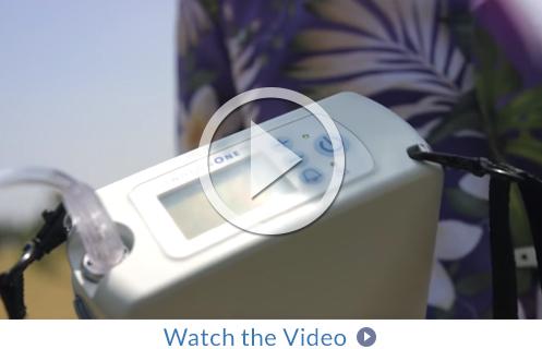 Inogen Testimonial Video - Close Up on Inogen One G4 Portable Oxygen Concentrator