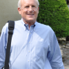 Man with Inogen Portable Oxygen Concentrator