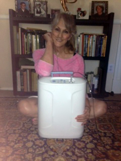Claudia Testimonial Inogen At Home Concentrator