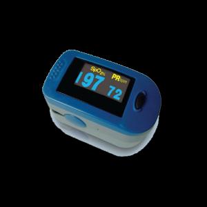 pulse oximeter oxygen saturation level